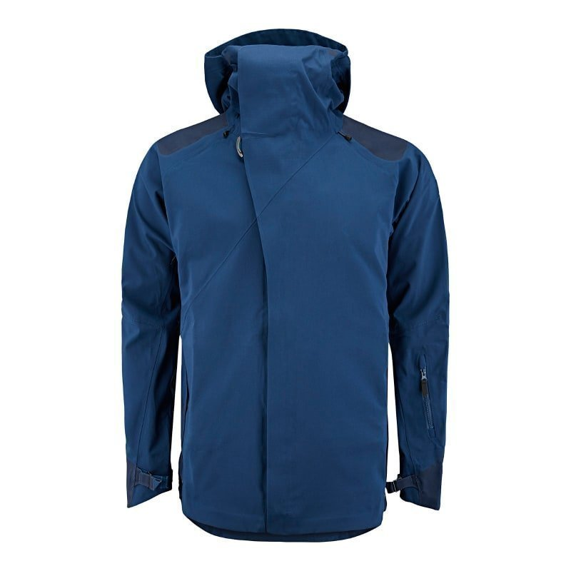Klättermusen Men's Brage Jacket L Dark Blueberry