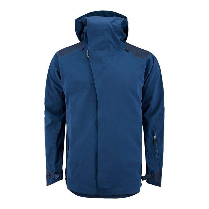 Klättermusen Men's Brage Jacket L Dark Blueberry
