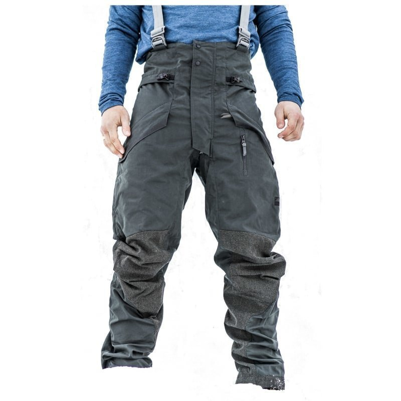 Klättermusen Men's Rimfaxe Pants L Charcoal