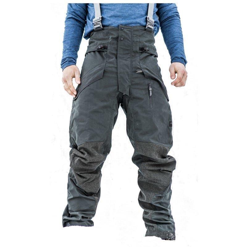 Klättermusen Men's Rimfaxe Pants S Charcoal