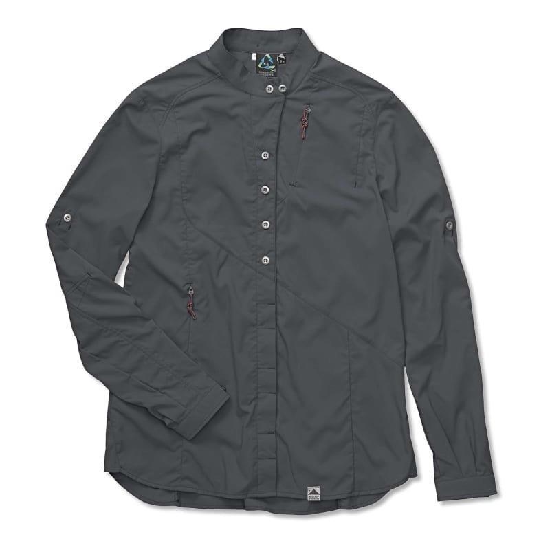 Klättermusen Tyr Shirt Women's L Dark Grey