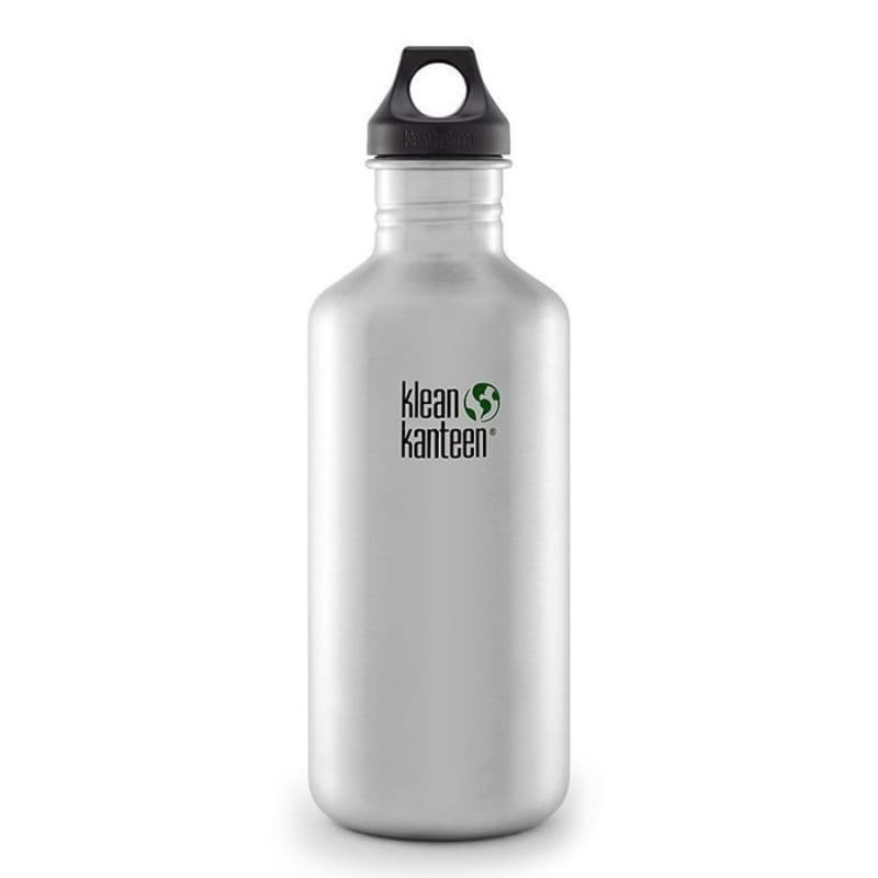 Klean Kanteen 1182ml Kanteen Classic 1 Brusted Steel