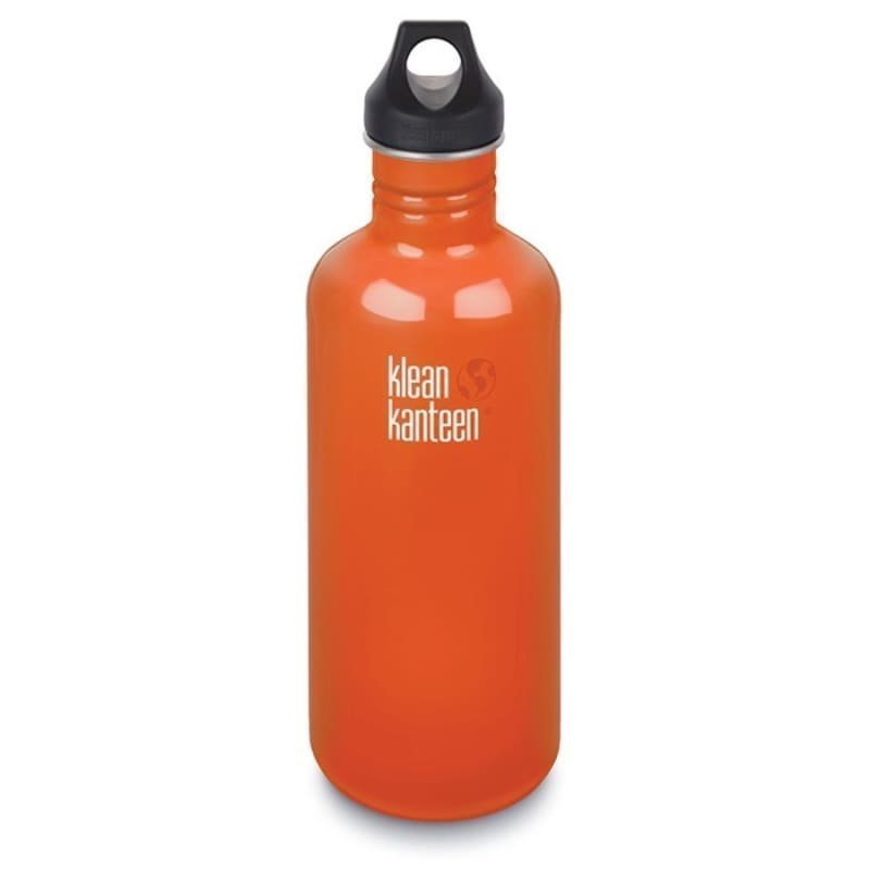 Klean Kanteen 1182ml Kanteen Classic 1 Flame Orange