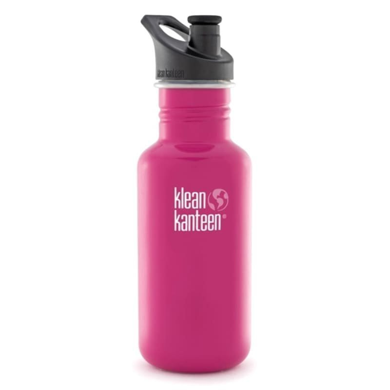 Klean Kanteen 532ml Kanteen Classic Sport 500 Dragon Fruit
