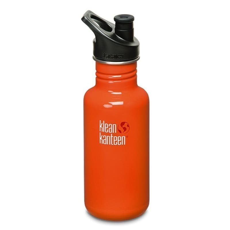 Klean Kanteen 532ml Kanteen Classic Sport 500 Flame Orange