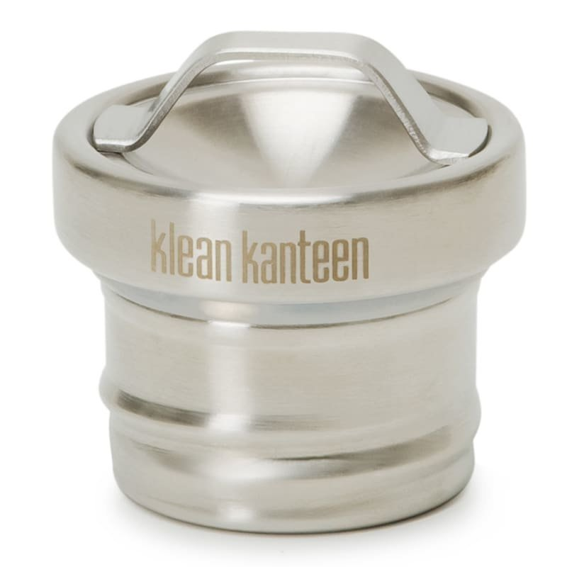 Klean Kanteen All Stainless Loop Cap 1SIZE Brusted Steel