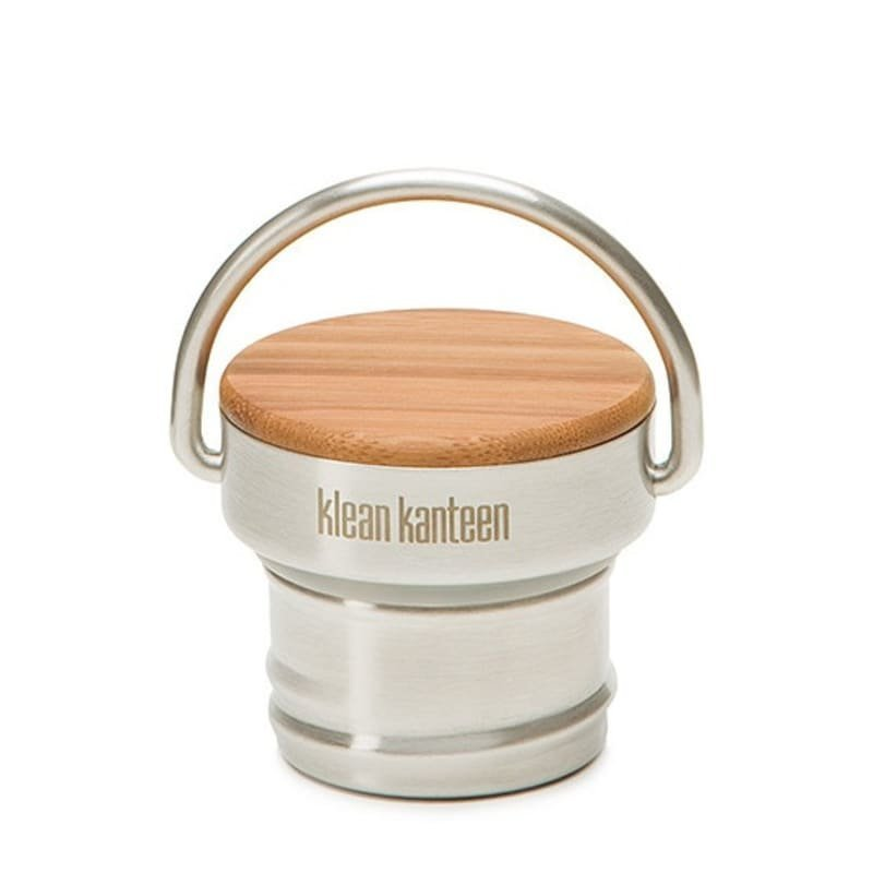 Klean Kanteen Stainless Unibody Bamboo Cap No Size Brusted Steel