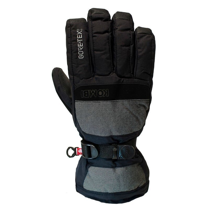 Kombi Almighty Gtx Men's Glove S Black/Black Denim