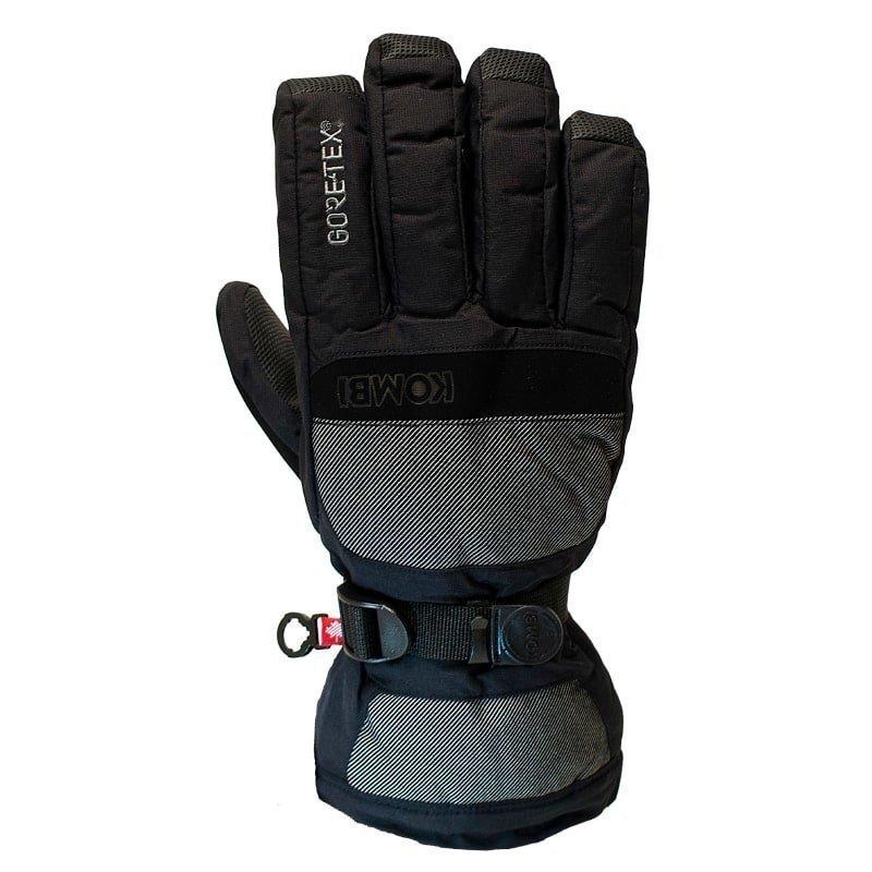 Kombi Almighty Gtx Men's Glove XL Black/Black Denim