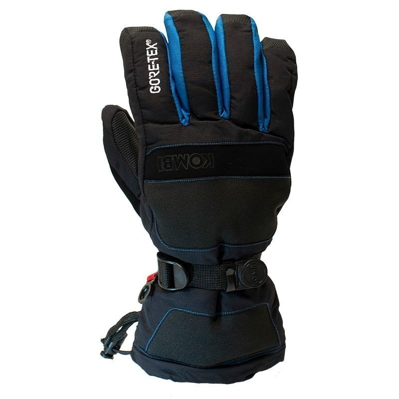 Kombi Almighty Gtx Men's Glove XL Black/Seaport