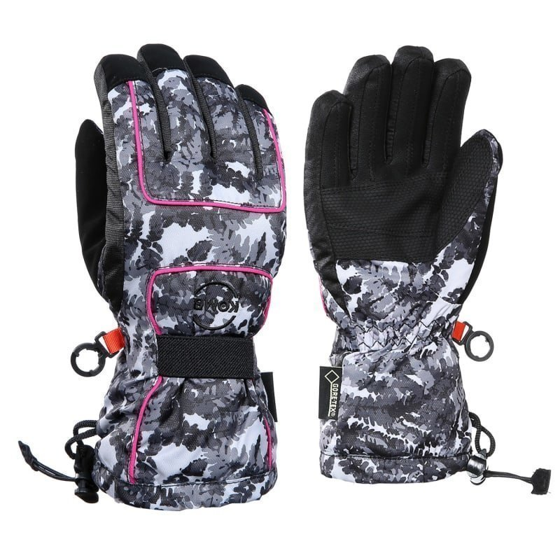 Kombi Champion Junior Glove Gore-Tex L Grey Fern