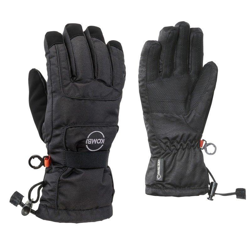 Kombi Champion Junior Glove Gore-Tex S Black
