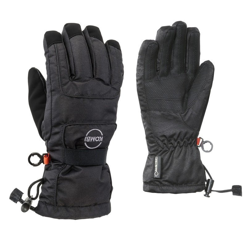 Kombi Champion Junior Glove Gore-Tex XS Black
