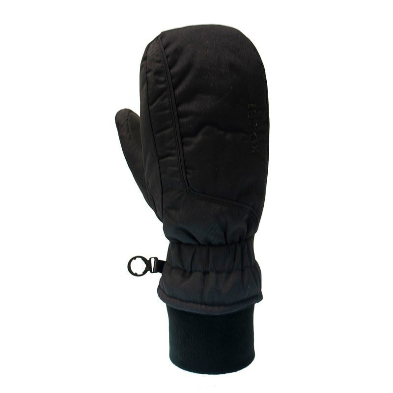 Kombi Down Deluxe Women's Mitt M Black