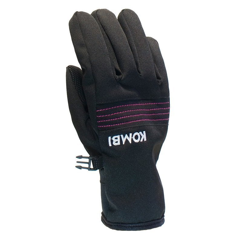 Kombi Juggle Junior Glove S/M Black/Punch