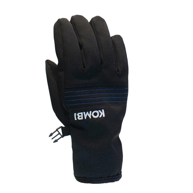 Kombi Juggle PeeWee Glove L/XL Black/Bright Blue