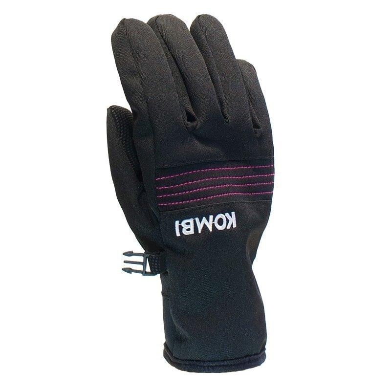 Kombi Juggle PeeWee Glove L/XL Black/Punch