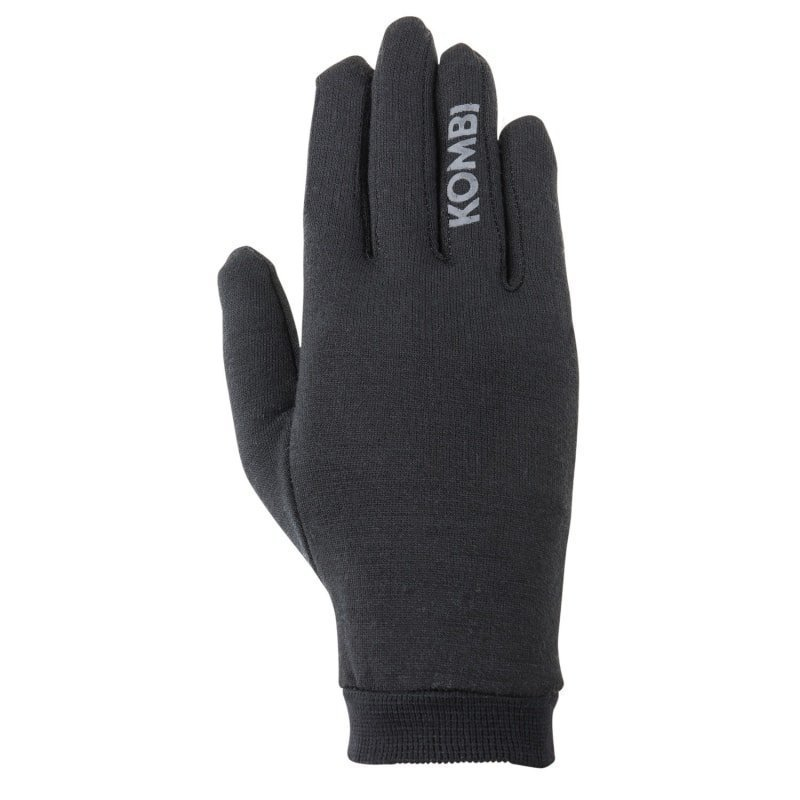 Kombi Merino Wool Men's Liner S/M Black