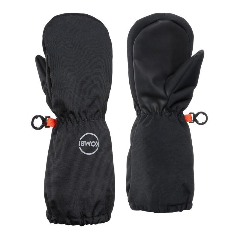 Kombi Softlamb 3in1 C's Mitt L Black