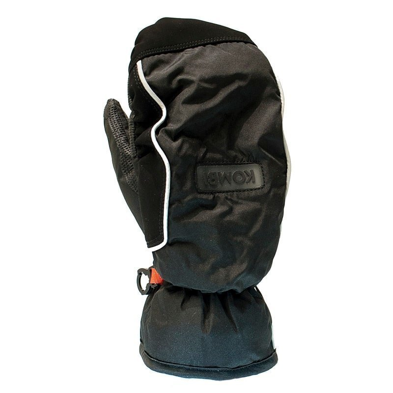 Kombi Striker Mitt Wp Junior M Black