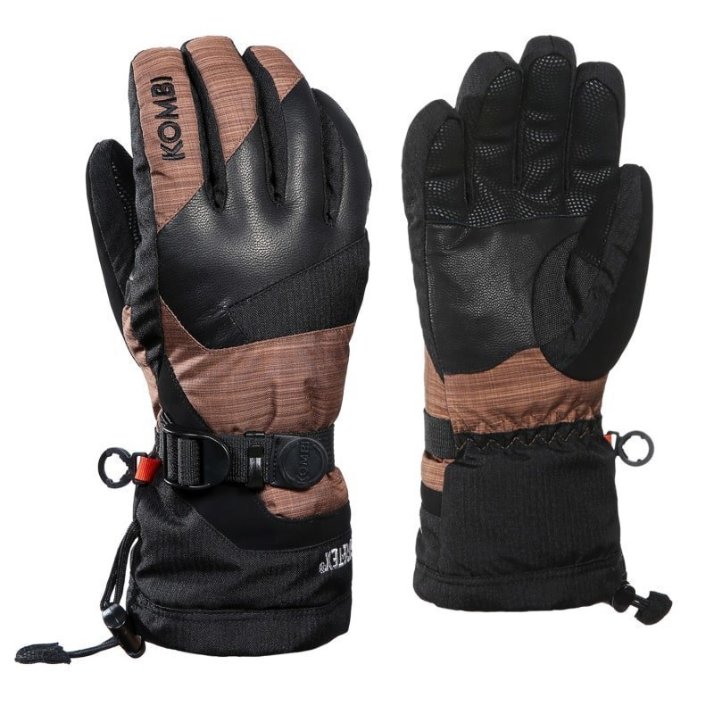 Kombi Timeless Men's Glove M Bronze Heather