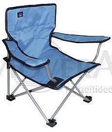 Lasten matkatuoli sininen