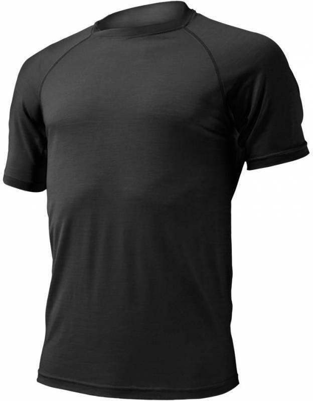 Lasting Quido T-shirt 160 G Musta XL