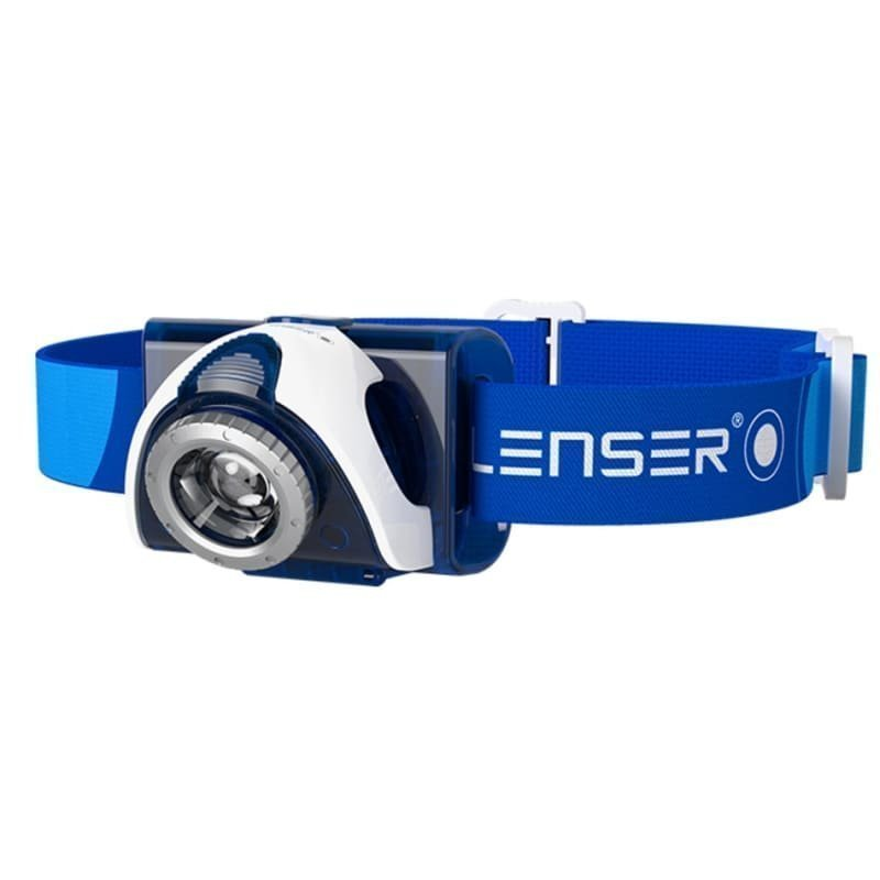 Led Lenser SEO7R Box 1SIZE Blue