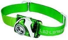 Led Lenser Seo 3 Vihreä