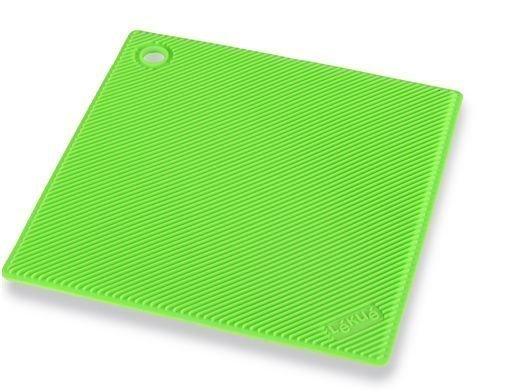 Lekuen silikoninen patalappu vihreä