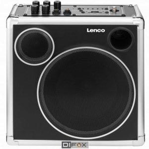 Lenco PA-45 Portable Sound System matkakaiutin