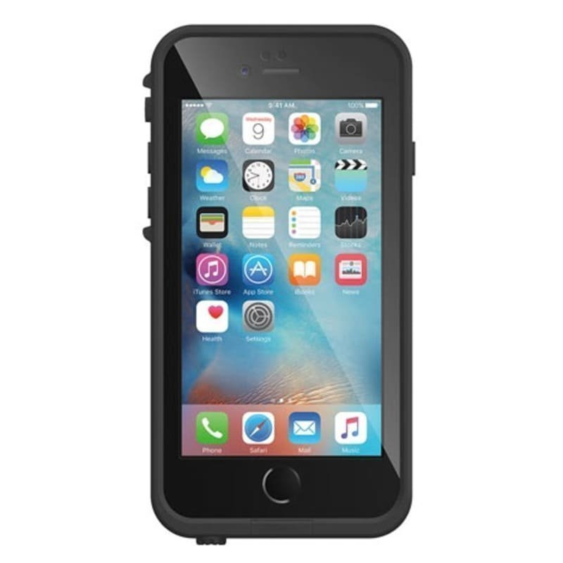 LifeProof FRE Case Iphone 6/6S+ 1SIZE Black
