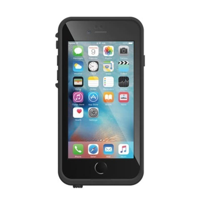 LifeProof FRE Case Iphone 6/6S 1SIZE Black