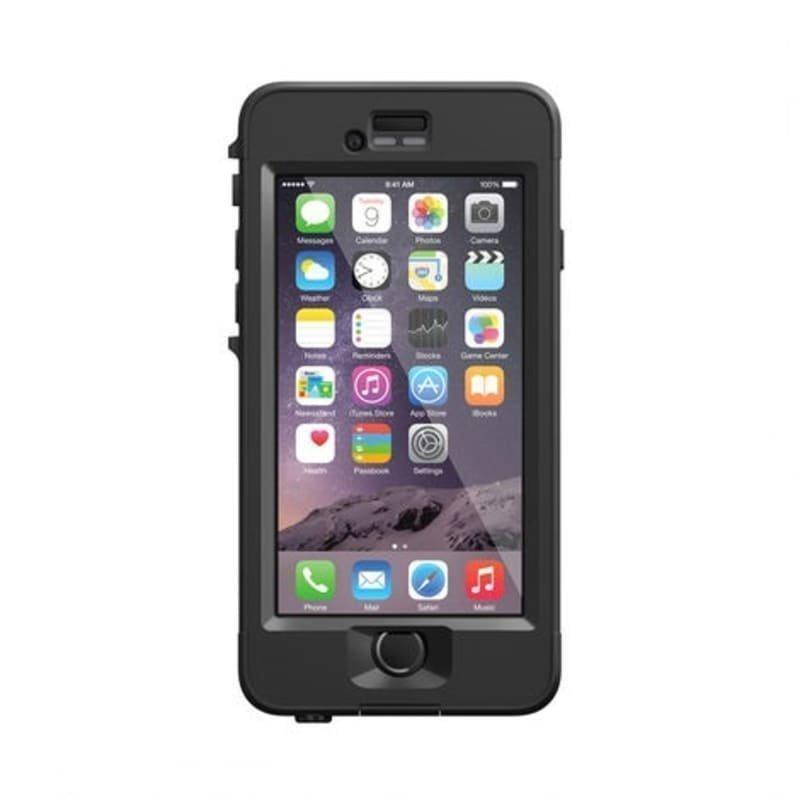 LifeProof NUUD Case Iphone 6 V2 ONESIZE Black