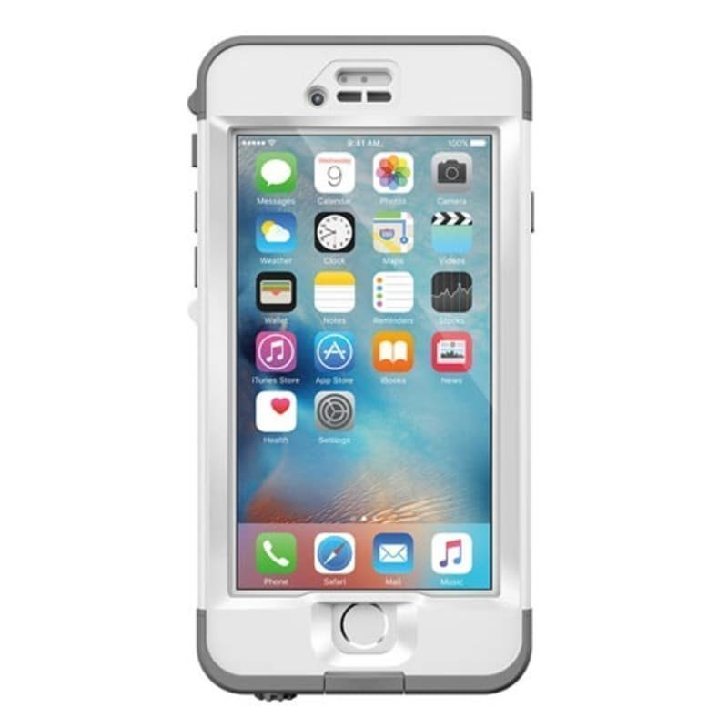 LifeProof Nuud Case Iphone 6S 1SIZE White