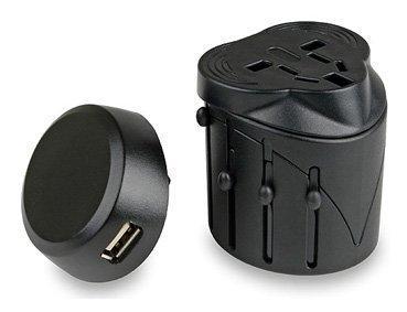 Lifesystems Universal Travel Adaptor with USB