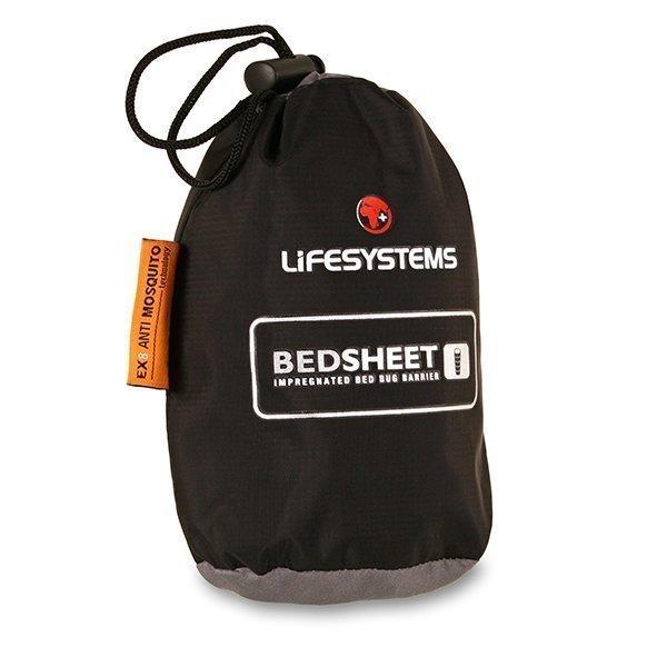 Lifesystems bed Bug Sheet hyönteissuojattu lakana yhdelle