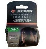 Lifesystems hyttysverkko päähän