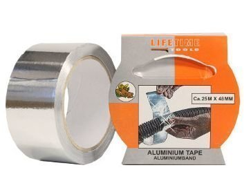 Lifetime Alumiiniteippi 25m