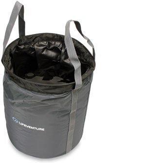 Lifeventure Collapsible Fabric Bucket - veden kuljetukseen