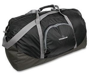 Lifeventure Packable Duffel Bag- pakattava Duffel laukku