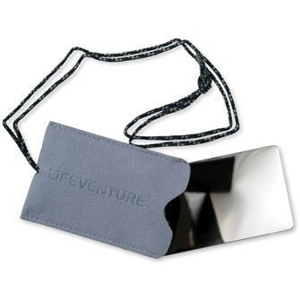 Lifeventure Unbreakable Travel Mirror - matkapeili