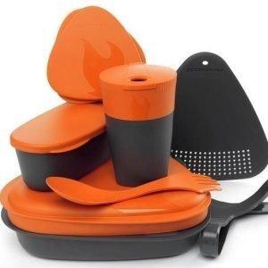 Light My Fire Meal Kit 2.0 Oranssi