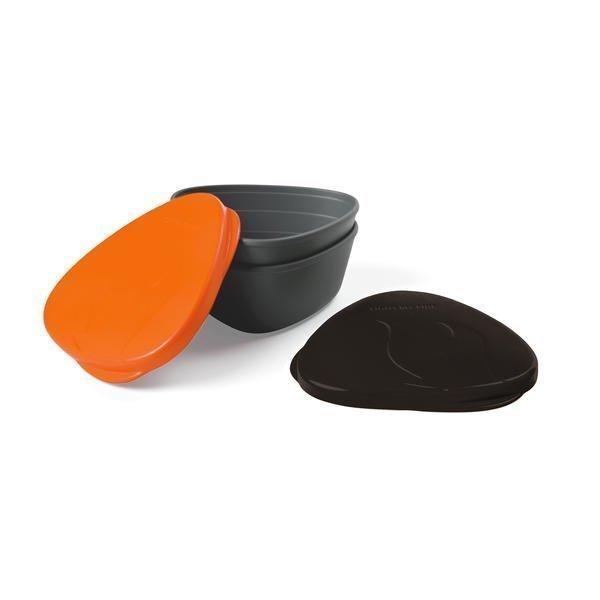 Light My Fire SnapBox 2-pack oranssi+musta