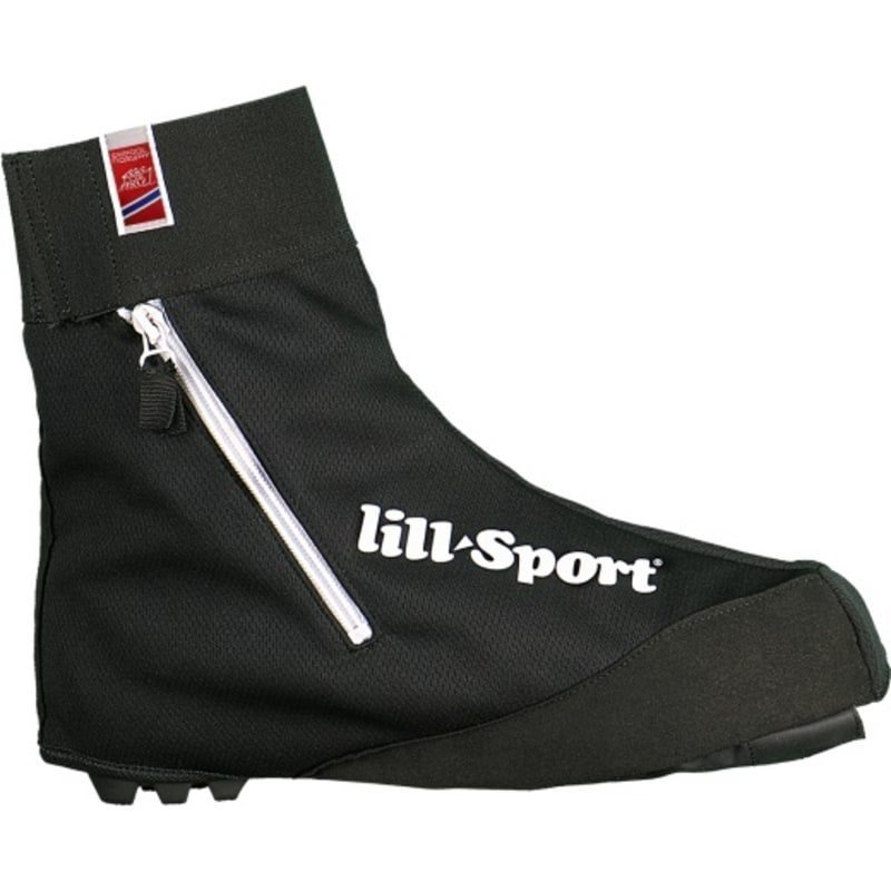 Lillsport Boot Cover Norway 42-43 Black
