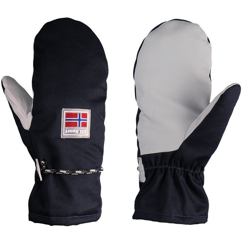 Lillsport Mitt One Norway L Black