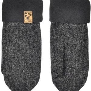 Lindberg Classic Wool Mitt Dark grey M