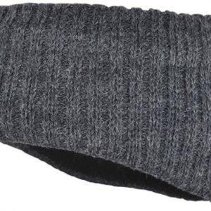 Lindberg Lobonäs Headband Antrasiitti