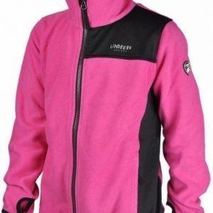 Lindberg Sävar Fleece Jacket Pink 120