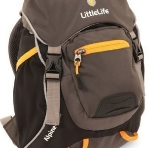 Littlelife Alpine 4 Kids Daysack Black